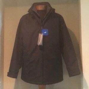 Weatherproof Ultra Tech Hooded Jacket